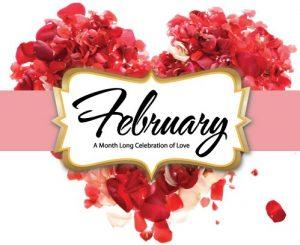 Dragostea e în aer și în inimile noastre!