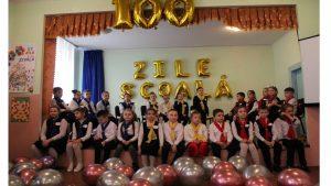 100 de zile de şcoală