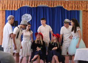 Tinerii actori